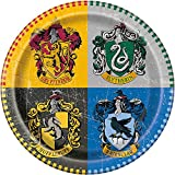 Harry Potter Party Kids Birthday Party Tableware 16 Guests Party Plates Cups Napkins Table Cover Free 25 Balloons Pumps Candles