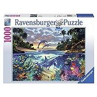 Ravensburger-19145-Korallenbucht Ravensburger Puzzle  19145 – Korallenbucht – 1000 Teile -
