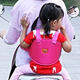 #7: Shopo's Baby Assistant Motorcycle Bicycles Riding Safety Belts Toddler Harness for Kids Protection