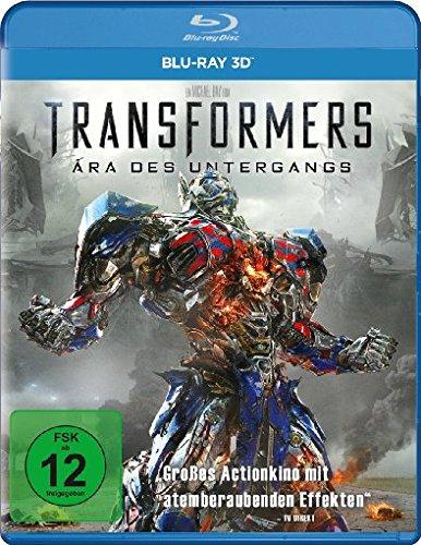 Bild von Transformers 4 - Ära des Untergangs [3D Blu-ray]
