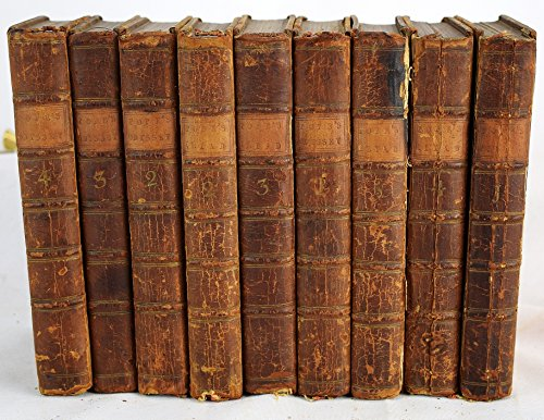 The Iliad : of Homer. The Odyssey of Homer Translated by Alexander Pope, Esq. - Together Complete in 9 Volumes