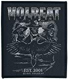 Volbeat Outlaw Raven Patch Standard