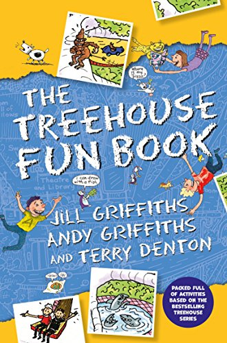 The Treehouse Fun Book (Treehouse Books Activity)