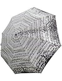 Paraguas abre y cierra antiviento Musica Partitura
