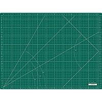 Base de corte 60x45 cm ( A2 ) milimetrada en CENTÍMETROS y PULGADAS, auto cicatrizante de alta calidad- Kadusi