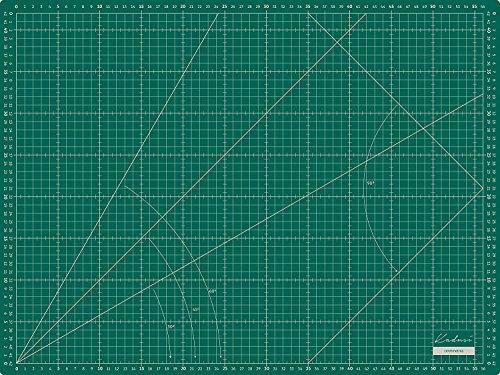 Base corte 60x45 cm A2 milimetrada CENTÍMETROS PULGADAS