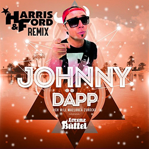 Johnny Däpp (Harris & Ford Rem...