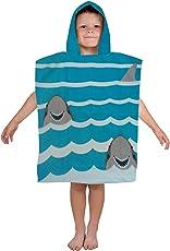 Athom Trendz Printed Kids Hooded Bath Towel 60x120 cm.