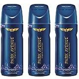 Park Avenue Storm Deodorant Spray - For Men & Women (150 ml, Pack of 3)