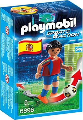 Playmobil 6896 - Fußballspieler Spanien -