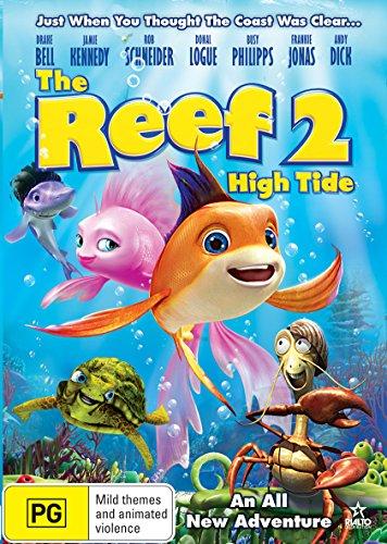 GRAKE BELL - The Reef 2 - High Tide (1 DVD)