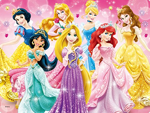 Disney Princess Lenticular Puzzle - 63 piece 3D Magic jigsaw puzzle
