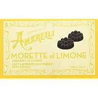 Liquirizia Amarelli Morette al Limone - 200 gr