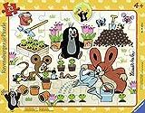 Ravensburger Rahmenpuzzle 06153 der Kleine Maulwurf Hat Spaß