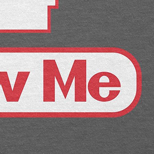 TEXLAB - Blow Me - Damen T-Shirt Grau