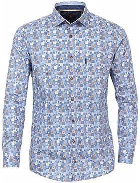 Michaelax-Fashion-Trade -  Camicia classiche  - Basic - Classico  - Maniche lunghe  - Uomo