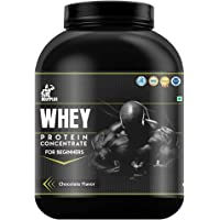 Body Plus 100% Whey Protein Concentrate for Beginners Chocolate Flavor 1 Kg (2.2 LBS)