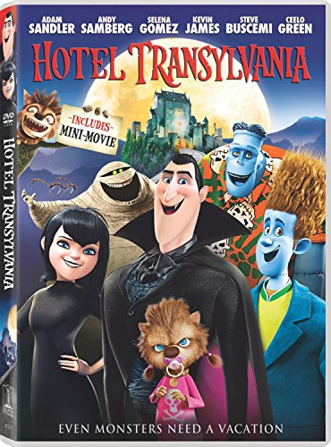 Preisvergleich Produktbild Hotel Transylvania [UK Import]