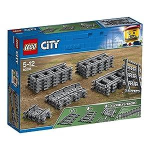 LEGO City - Binari, 60205 5702016199055 LEGO