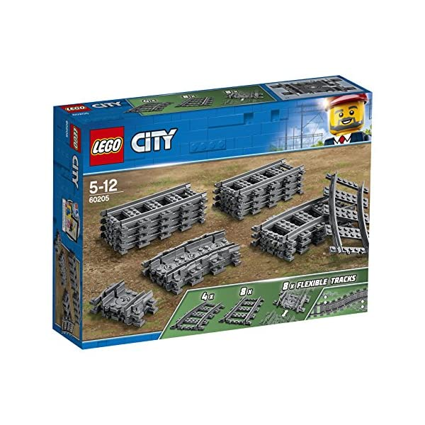 LEGO City - Binari, 60205 1 spesavip