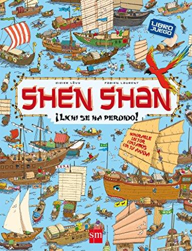 Shen Shan ¡Lichi se ha perdido!