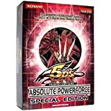 YuGiOh 5D's Absolute Powerforce SE Special Edition Pack Random Promo Card by Konami