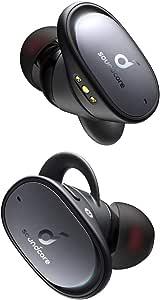 Anker Soundcore Liberty 2 Pro Cuffie True Wireless, auricolari In-Ear Bluetooth con architettura acustica coassiale Astria, 32 ore di riproduzione, equalizzazione personalizzata, ricarica wireless