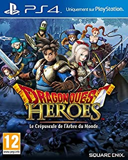 Dragon Quest Heroes : le crépuscule de l'arbre du monde - édition day one (B00YN74KQQ) | Amazon price tracker / tracking, Amazon price history charts, Amazon price watches, Amazon price drop alerts