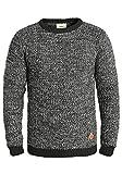Redefined Rebel Marston Herren Strickpullover Pullover Aus 100% Baumwolle Meliert