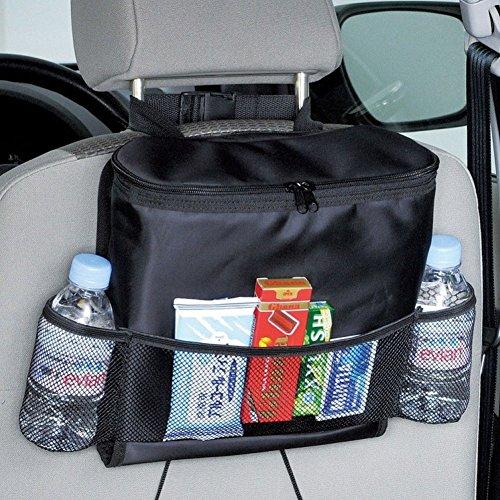 AYG Auto Sitz Zurück Multi Taschen Reise praktisch Speicher, Tasche Aufhänger Collector (Collector Card Display Case)