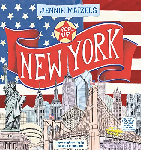 Pop-Up New York por Jennie Maizels
