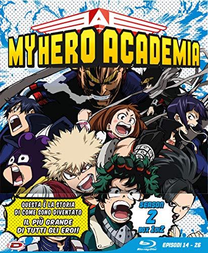 My Hero Academia St.2
