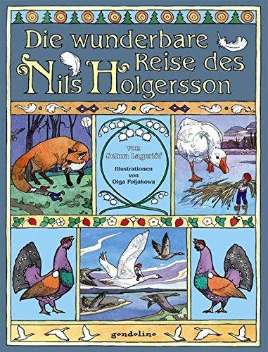 Die wunderbare Reise des Nils Holgersson: Alle Infos bei Amazon