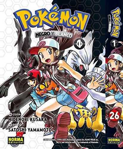 Pokémon 26, Negro y Blanco 1