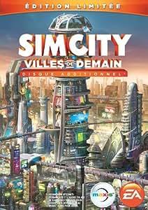Sim City : Villes de demain - Edition limitée [Code Jeu PC - Origin]