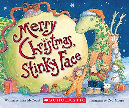 [Merry Christmas, Stinky Face] (By: Lisa McCourt) [published: March, 2009]