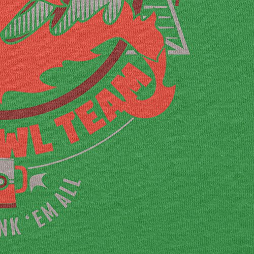 NERDO - Bar Crawl Team Valor - Damen T-Shirt Grün