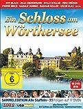 Ein Schloss am Wörthersee - Sammeledition (Alle drei Staffeln mit 33 Folgen auf 17 DVDs plus Bonus-DVD Sommerkapriolen) -