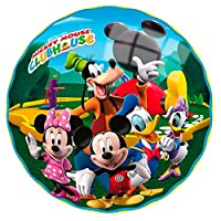 Globo Toys Globo - 50283 230 mm Summer Clubhouse Disney Ball with Net