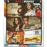 Jab Tak Hai Jaan/Ek Tha Tiger/Mickey Virus