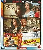 Jab Tak Hai Jaan/Ek Tha Tiger/Mickey Vir...