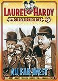 LAUREL ET HARDY AU FAR WEST / LA COLLECTION EN DVD - Colorisé et noir et blanc