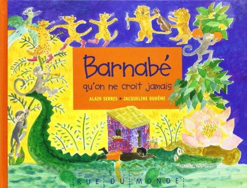 Barnab qu'on ne croit jamais