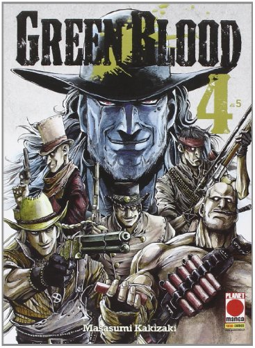 Green blood par Masasumi Kakizaki
