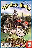 OSTIA-Spiele GbR OSTBH001 Blindes Huhn - Trickreiches Versteigerungsspiel mit Viel Bluff, Brettspiel