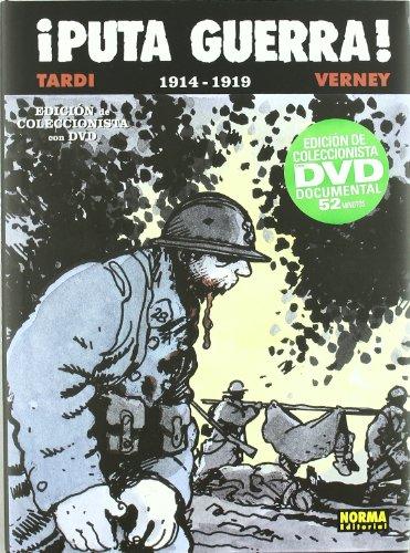 Descargar Libro ¡PUTA GUERRA! (Edición de Coleccionista) (TARDI) de Jacques Tardi