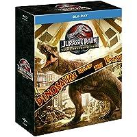 Pack: Parque Jurásico 1-4 - Edición 2018