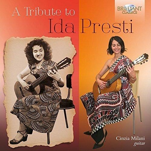 A Tribute to Ida Presti-Music for Solo Guitar - Bild 1