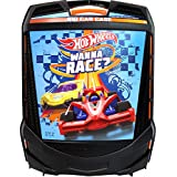 Tara Toys Hot Wheels 100-Car, Rolling Storage Case with Retractable Handle