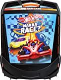 #4: Hot Wheels 100-Car, Rolling Storage Case with Retractable Handle